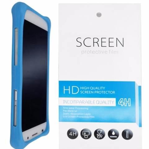 Sarung HP View Silver Ume Acer Liquid . Source · Kasing Silikon Universal Bumper Case Wadah