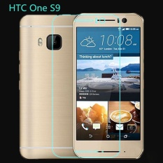 Kleinsho New Premium Ultra Slim Tempered Glass Screen Protector Film For HTC one S9 - intl