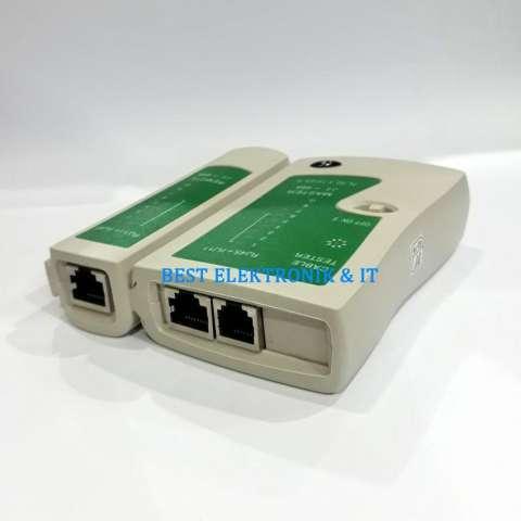 LAN Tester Kabel Jaringan RJ45 dan RJ11