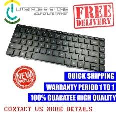 Laptop Keyboard untuk HP EliteBook 8470 P (C3Z34EC)-Intl