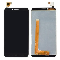 LCD Display with Touch Screen Digitizer Assemblely For Idol 2 II OT 6037Y 6037K +3m Tape+Opening Repair Tools+glue