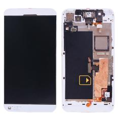 LCD Display + Frame + Layar Sentuh Digitizer For Blackberry Z10 4g