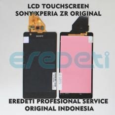 LCD TOUCHSCREEN SONY XPERIA ZR C5502 C5503 ORIGINAL KD-002488