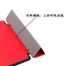 Leather Case Stand Cover untuk LENOVO TAB3 10 Bisnis RD-Intl