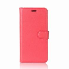 Kulit Lipat Penutup Ponsel Case Dompet Kartu Penahan untuk HT C Satu M9  HTC S9-Internasional