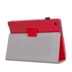 Leather Folding Stand Painted Case Cover For Huawei MediaPad T3 10inch RD
