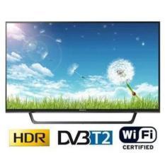 Led Internet Tv 40Inch Sony Type:40W660E (Khusus Daerah Medan)