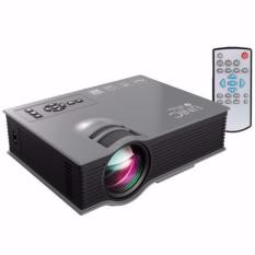 LED UNIC UC46 Mini Wireless Proyektor Projector Full HD 1080P 1200 Lumens With WIFI Connection - Hitam