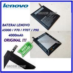 Lenovo Baterai / Battery BL234 Original For Lenovo P70 / P70T / A5000 / P90 Kapasitas 4000mAh ( grozir zone )