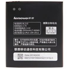 Lenovo Baterai Lenovo BL210 battery Lenovo BL 210 baterai lenovo s650 Lenovo a536 Lenovo s820 Lenovo a656 lenovo A658T Lenovo a766 Lenovo A730E Lenovo A766 Lenovo A770E Lenovo S658T Lenovo S820E original  - hitam