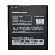 Lenovo Original BL 198 Baterai for Lenovo S880/S920/S890/K860/A850/A859