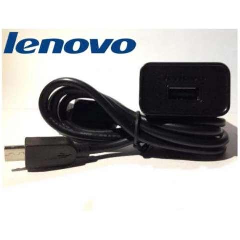 Lenovo Original Charger for Vibe Shot/ Vibe Z2/ A7000/ P1/ K4 Note [5V-2A] Free Flashdisk HP 8 GB [ BMS002A ] 1