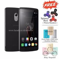 Lenovo Vibe K4 Note - Ram 3GB - Jaringan 4G - Black