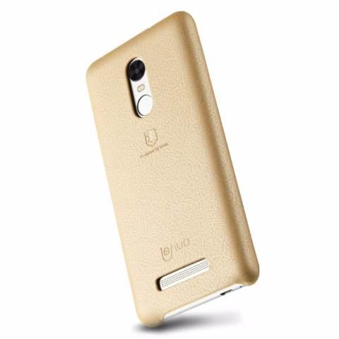 Home; Lenuo PU Kulit PC Phone Case untuk Xiaomi Redmi Note 3 Pro Khusus Edisi