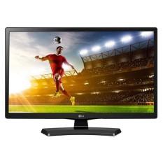 LG 22 Inch 22MT48AF-PT LED TV + Monitor - Hitam