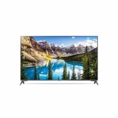LG 55 Inch UHD 4K Flat Smart LED Digital TV 55UJ652T - Khusus Area Jabodetabek