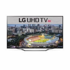 LG 70 Inch UHD 4K Flat Smart LED Digital TV 70UH635T - Khusus Area Jabodetabek