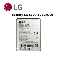 LG Battery BL-52UH [2040 mAh] Baterai LG L70 D320N - Original