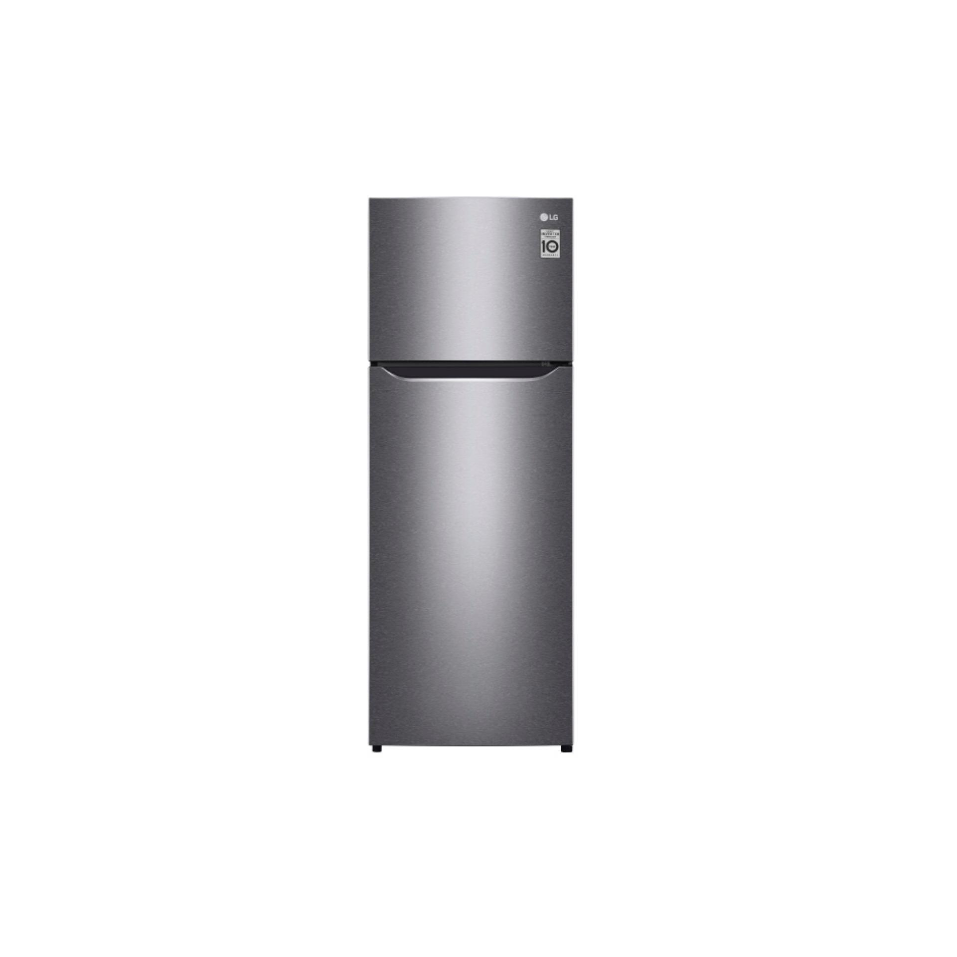 LG Kulkas 2 Pintu GNB200SQBB – Silver - Khusus Jadetabek