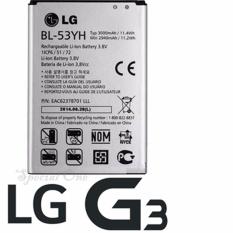 LG Original Battery BL-53YH Baterai for LG G3 [3000mAh]