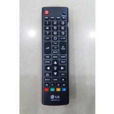 LG Remote TV  LCD / LED PLASMA AKB73975733 - Hitam