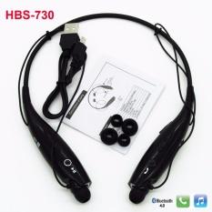 LG Tone + Wireles Headphone HBS-730 Bluetooth Headset - Hitam