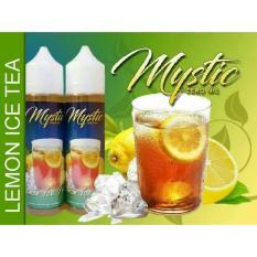 Liquid Premium Lemon Ice Tea- Es Teh Mystic 60Ml Zero Nicotine