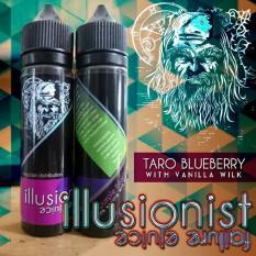 LIQUID TARO BLUEBERRY WITH VANILLA MILK 60ML NIC 3MG VG60 PG40 NOT USA MALAYSIA