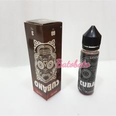 Liquid Vapor / Liquid Vape / Liquid Rokok Elektronik Rasa Cubano - Merk VGOD 3mg