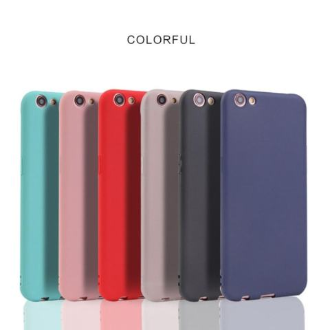 Lize Case Oppo A39 TPU Rubber Skin Soft Back Case / Softshell / Silicone Oppo A39