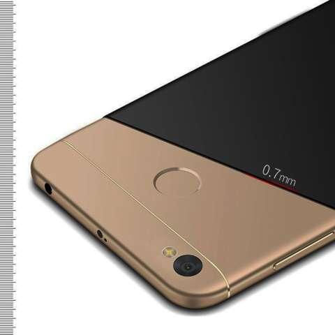 Lize Case Xiaomi Redmi Note 5A Prime Rubber Silicone Anti Glare Skin Back Case / Silikon