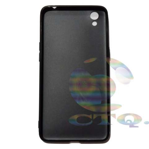 Lize Jelly Case Oppo A37 Neo 9 TPU Candy Rubber Skin Soft Back Case /  Softshell  / Silicone Oppo A37 Neo 9 / Jelly Case / Ultrathin / Case Samsung / Casing Hp - Hitam / Black 1