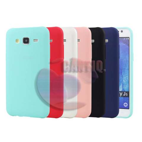 Lize Jelly Case Samsung Galaxy J2 Prime Candy Rubber Skin Soft Back Case / Softshell /