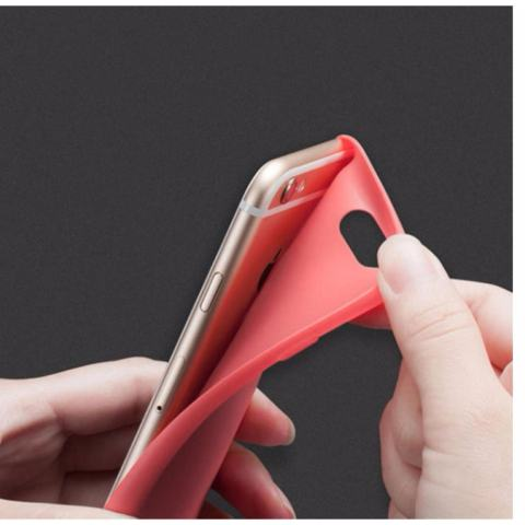 Lize Jelly Case Vivo Y55 Candy Rubber Skin Soft Back Case / Softshell / Silicone Vivo Y55 / Jelly Case / Ultrathin / Case Xiaomi / Casing Hp - Putih transparant 3