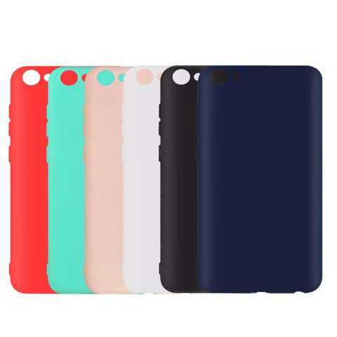 Lize Jelly Case Xiaomi Redmi 4A Candy Rubber Skin Soft Back Case / Softshell / Silicone