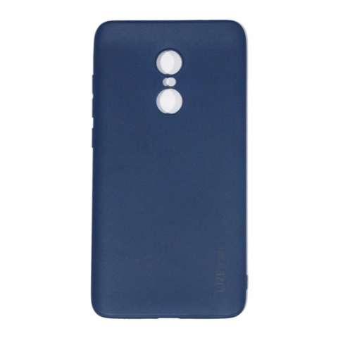 Lize Ultrathin Softcase For Xiaomi Redmi Note 4 Softshell / Silicone / Jelly Case - Biru