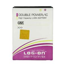 LOG-ON Battery For Acer Liquid Z220 - Double Power & IC Baterai - Garansi 6 Bulan