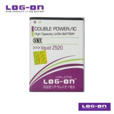 LOG-ON Battery Untuk ACER Liquid Z520 - DoublePower & IC - Garansi 6 Bulan
