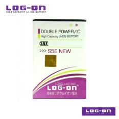LOG-ON Battery Untuk Advan S5E NEW - Double Power & IC - Garansi 6 Bulan