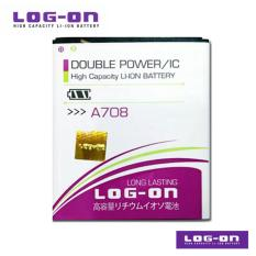 LOG-ON Battery Untuk lenovo A708 / A859 / A850 / S890 / BL198