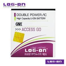 LOG-ON Battery Untuk Zte Access Go / A4E - Double Power & IC - Garansi 6 bulan