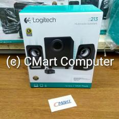 Logitech Z213 Multimedia Speakers Speaker
