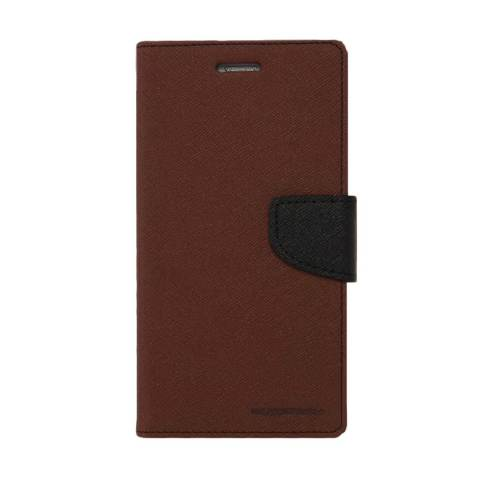 LogayPektay Gadget Accessories for Smartphone Source · Mercury Fancy Diary Case LG G3 Stylus Casing Cover Flip Cokelat Hitam