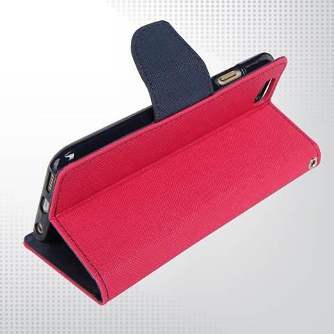 ... Oppo Joy R1001 Source Mercury Fancy Diary Case untuk LG G2 Mini Casing Cover Flip Hotpink
