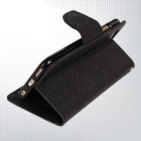 ... Mercury Fancy Flip Case Casing Cover for LG G3 Stylus Hitam