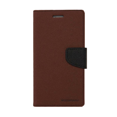 ... REDMI NOTE 3 PRO BLACKBLACK. Mercury Goospery Fancy Diary for Case Flip Cover Casing for Xiaomi Mi4 - Cokelat Hitam