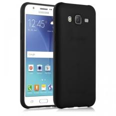 Midnight Case Samsung Galaxy J5/ J500 / J5 2015 / LTE  Ultra Slim Matte Softcase (Anti Minyak)