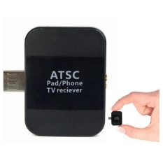 Mini Micro USB ATSC Android TV Tuner Digital Receiver with USB OTG ATSC TV Stick for Pad/Phone Android ATSC TV Receiver DSJSQ025 - intl