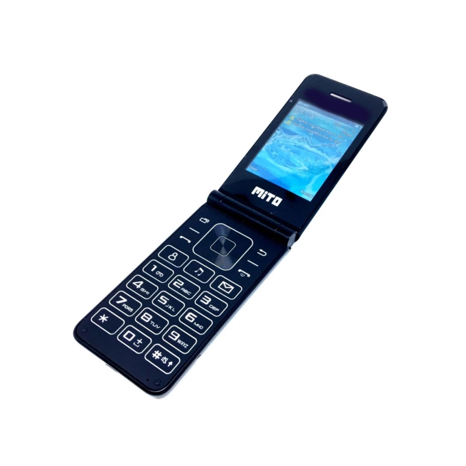 Mito 135 Handphone Hitam Daftar Harga Termurah Dan Terlengkap 199 Pda Indonesia Terkini Source