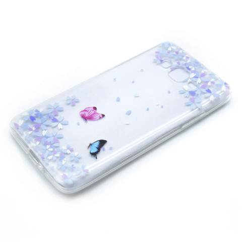 Colorful Transparent Soft Silicon Back Case Cover. Source. ' Moonmini Case .